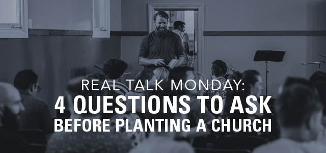 Real Talk Monday: You Can't Plant a Church If You Don't Know What a Church Is