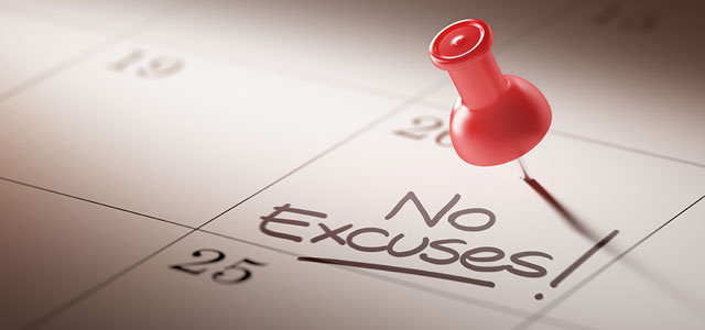 leadership excuses