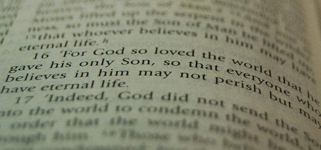 Is John 3:16 the Best We Can Do?