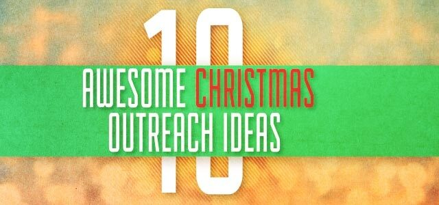 holiday outreach ideas