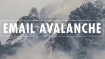 5 Ways to Avoid Getting Buried by an Email Avalanche