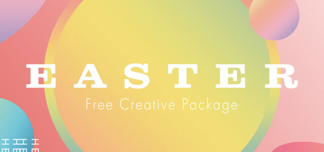 Free Creative Package: Easter Graphics