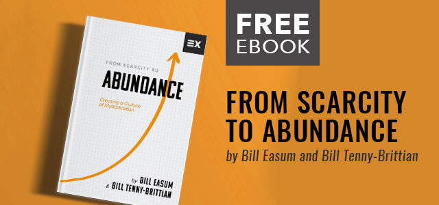 "Free eBook: ""From Scarcity to Abundance"" by Easum and Tenny-Brittian"