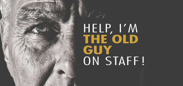 Real Talk Monday: Help, I'm the Old Guy on Staff! (How to Manage Millennials with Mercy)