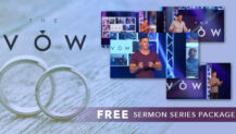 "Free Sermon Series Package: ""The Vow"""