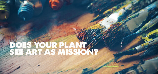 Plant See Art as Mission