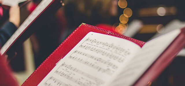 A Worship Leaders Guide to Surviving Christmas
