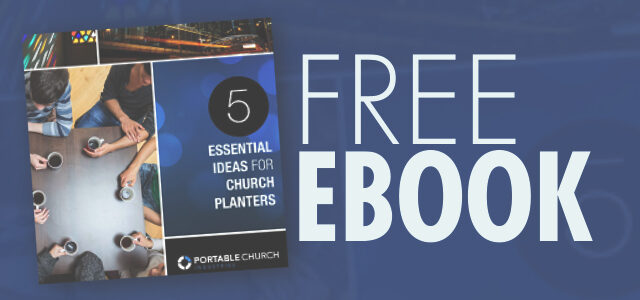 "Free eBook: ""5 Essential Ideas for Church Planters"""