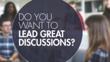 Do You Want to Lead Great Discussions? 10 Commandments