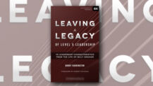 "Free eBook: ""Leaving a Legacy of Level 5 Leadership"" by Harrington"