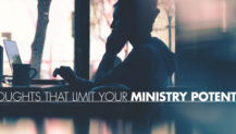 50 Thoughts That LIMIT Your Ministry Potential