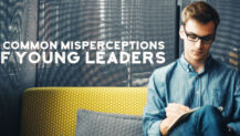 Misperceptions of Young Leaders